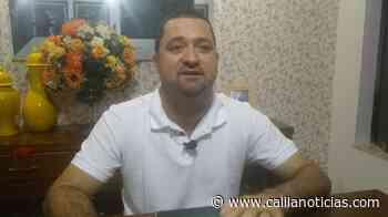 Deputado Osni sugere ao Governo da Bahia que Serrinha seja base regional para teste de Covid-19 - Calila Notícias
