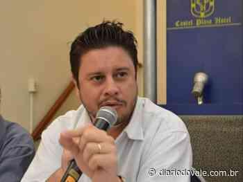Cristiano Gonçalves é pré-candidato a prefeito de Resende pelo Republicanos - Diario do Vale