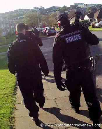 Three held after drugs raid in Saltdean - Brighton and Hove News