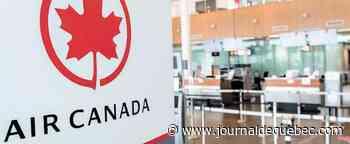 Air Canada lui fait payer 1112 $ pour un remboursement de 2753 $