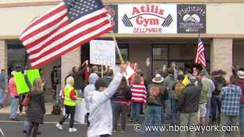 NJ Gym That Defied Shutdown Orders Closed by State Health Dept.