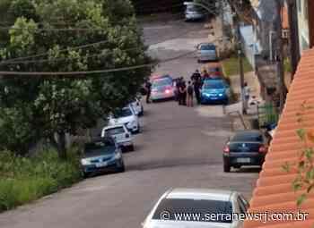 PM é acionada para verificar grupo que está visitando casas em Cantagalo - Serra News