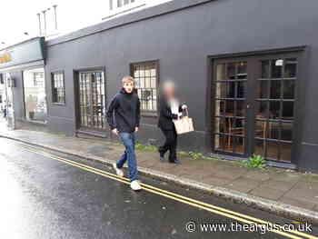 Brighton bottle attack: Bradley Garrett's suspended sentence