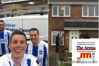 Albion Window Cleaning offers free cleans to most deserving