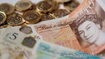 Men in Bury earning thousands more in a year than women