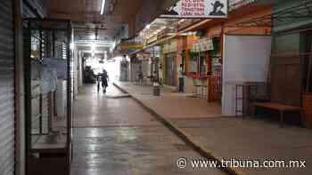 Locatarios del Mercado Municipal de Navojoa abrirán comercios el 1 de junio - TRIBUNA