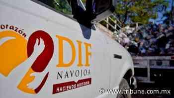 DIF Navojoa lleva alimentos a familias de 16 colonias en la zona urbana - TRIBUNA