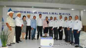 Distrito de riego 038 de Navojoa realiza cambios en gerencias - TRIBUNA