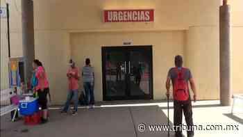 En Navojoa aún no se rebasa capacidad hospitalaria por contagios de coronavirus - TRIBUNA