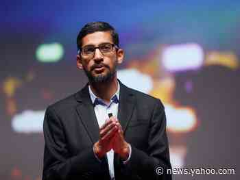 Sundar Pichai doesn't plan to move Google's workforce entirely remote: 'I expect us to need physical spaces to get people together'
