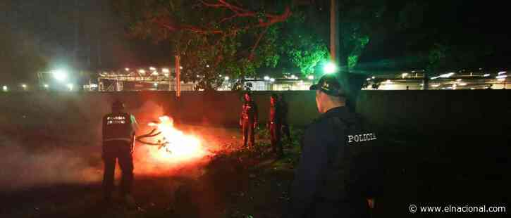 [VIDEO] Reportan disturbios en la estación de servicio Las Palmas en Guacara - El Nacional