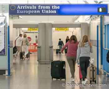 Quarantaine stricte pour les visiteurs au Royaume-Uni - maville.com