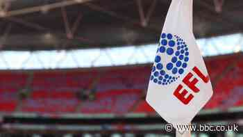 EFL to publish coronavirus test data before training return