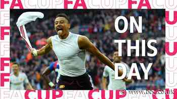 Man Utd beat Crystal Palace in 2016 FA Cup final