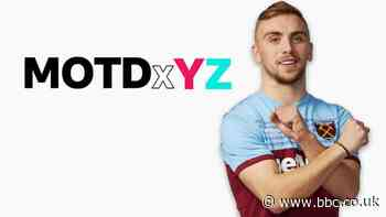 MOTDx gets to know West Ham United's Jarrod Bowen