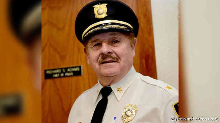 Duquesne Police Announce Passing Of Former Chief Richard 'Lefty' Adams