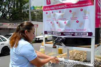 En Ixtapaluca recomiendan medidas de higiene al entrar y salir de casa - Noticias de Chicoloapan