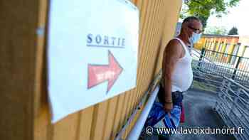 Wattrelos : le soulagement d'un quartier après la réouverture des Restos du cœur - La Voix du Nord