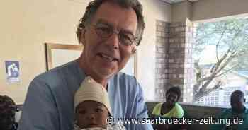 Heusweiler Zahnarzt Rainer Schwedt auf gefährlicher Mission in Afrika - Saarbrücker Zeitung