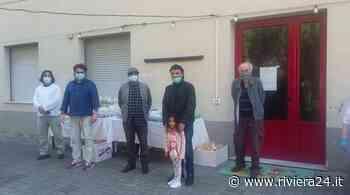 Ventimiglia, Scuola di Pace: «Termina il Ramadan, dolciumi in regalo per i bambini - Riviera24