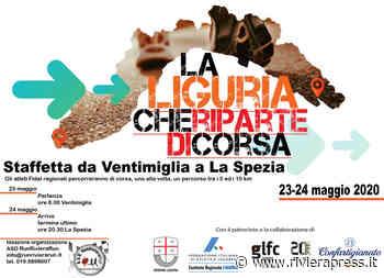 L'artigianato ligure riparte ... di corsa con una staffetta da Ventimiglia a La Spezia - Riviera Press