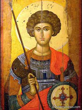 Message of His All-Holiness for Saint George Day - Hellenic News of America