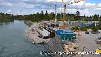 Lechrain: 6,6 Millionen Euro für zwei Fischaufstiege am Lech - Augsburger Allgemeine