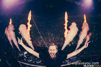 Calvin Harris is the only DJ in 2020's 'The Sunday Times' Rich List - We Rave You