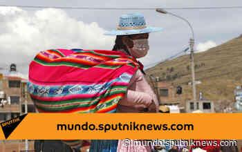 Cantagallo, la comunidad indígena en Lima que resiste frente la muerte y el olvido - Sputnik Mundo
