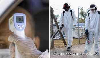 Itupeva realiza Blitz com medição de temperatura e desinfecção - Tribuna de Jundiaí