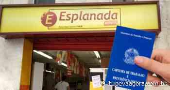 Esplanada Moveis tem vagas de emprego em Jundiaí (22/05/2020) - Itupeva Agora