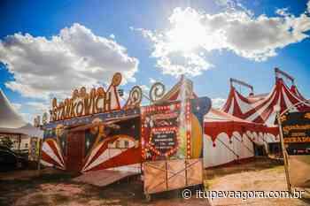 Artistas do circo recebem assistência da Prefeitura de Itupeva - Itupeva Agora