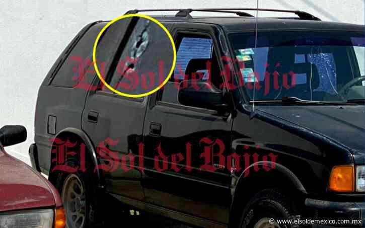 Atacan a coordinador operativo de seguridad en Tarimoro, Guanajuato - El Sol de México