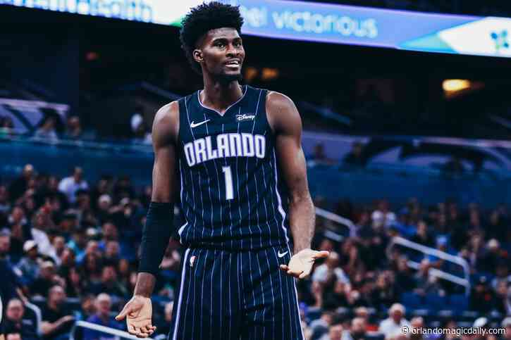 Orlando Magic forward Jonathan Isaac started running again when facility reopened