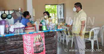 Sanitizarán comercios este jueves, en Coatzintla - La Opinión