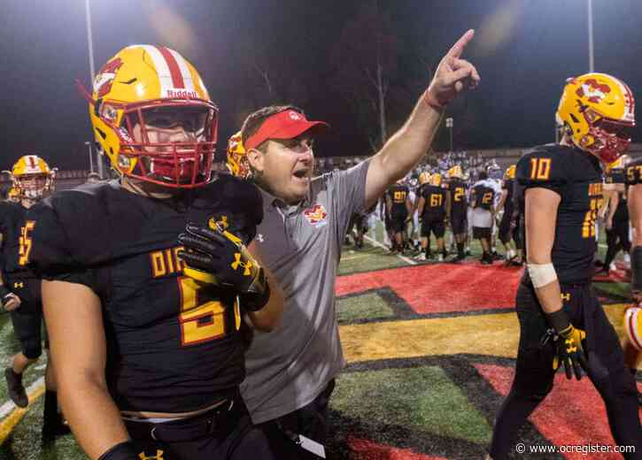 Orange County football coaches increasingly optimistic season will be played despite obstacles ahead