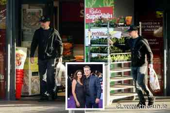 Matt Damon becomes SuperValu's most famous customer during pandemic as he's spotted shopping in Dalkey - The Irish Sun