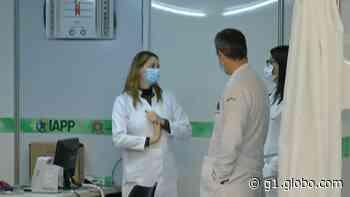 Hospital de campanha de Ferraz de Vasconcelos inicia atendimento a pacientes com Covid-19 nesta quinta-feira - G1