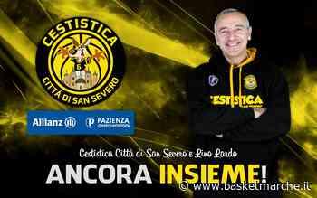 Ufficiale, Lino Lardo sarà ancora l'allenatore della Cestistica San Severo - Serie A2 Girone Est - Basketmarche.it