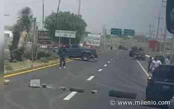 Detienen a 24 personas por destrozar una patrulla en Pachuca - Milenio