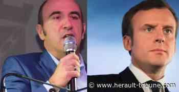FLORENSAC - Vincent Gaudy s'adresse au Président de la République - Hérault-Tribune
