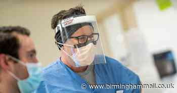 UK coronavirus death toll soars beyond 36,500 with 350 more dead - Birmingham Live