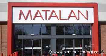 Matalan reopens Walsall store and 14 other branches across UK - Birmingham Live