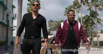 The UK's Top 10 film chart for Week #21 - Birmingham Live