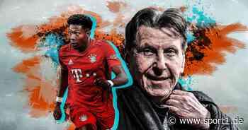 FC Bayern: David-Alaba-Poker in der Berater-Hand von Pinas Zahavi - SPORT1