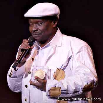 Africa Mourns the passing of singer Mory Kanté