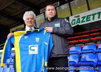 Rafi Razzak plans to turn part of dug-up Camrose pitch into memorial for Winklebury stadium - Basingstoke Gazette