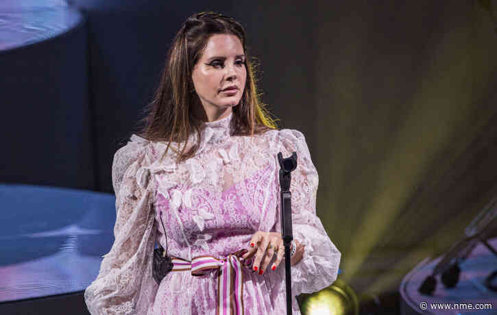 "Lana Del Rey accuses people of turning her Instagram post into a ""race war"": ""You want the drama"""