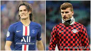 Inter, dopo-Lautaro: Cavani o Werner, che coppie con Lukaku