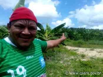 Agricultores de Itapipoca se unem para promoverem vendas virtuais - Ceará